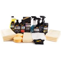 Meguiar's Ultimate Results Car Care Bundle