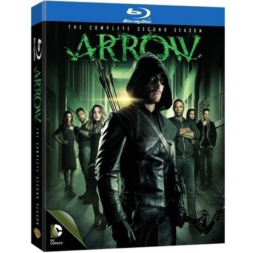 Arrow: The Complete Second Season (Blu-ray) (Widescreen)
