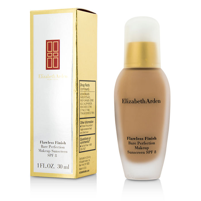 Elizabeth Arden - Flawless Finish Bare Perfection Makeup SPF 8 # 28 Fawn - 30ml/1oz