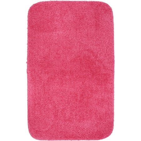 Mainstays Basic Bath Rug Solid