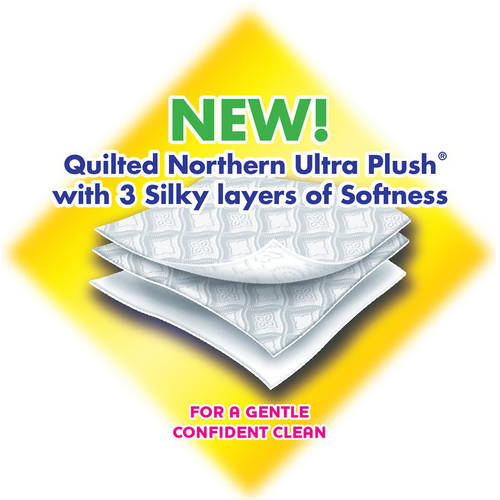 Quilted Northern Ultra Soft And Strong Bath Tissue 12