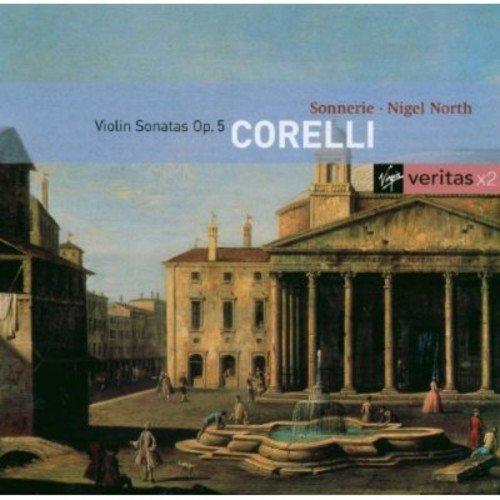 A. Corelli - Corelli: Violin Sonatas, Op. 5 [CD]