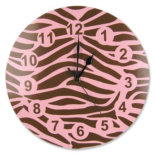 Trend Lab Sweet Safari 11'' Wall Clock