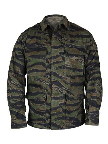 Uniform Gear BDU Coat Poly/Cotton Ripstop Long