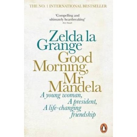 Good Morning, Mr Mandela - Mandela Halloween