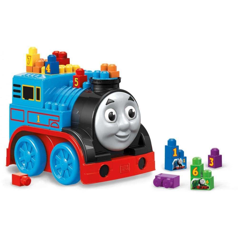 Mega Bloks Thomas Build & Go by Mega Bloks