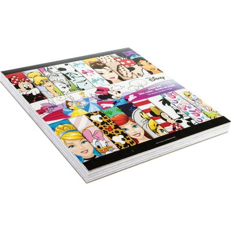 Trends Disney Single-Sided Mega Paper Pad 12