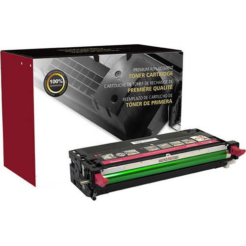 CIG Remanufactured High Yield Magenta Toner Cartridge (Alternative for Dell 310-8399 XG723, 310-8400 XG727) (8000 Yield)