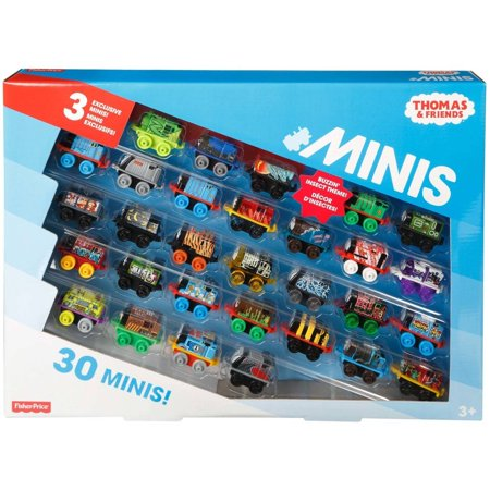 Fisher-Price Thomas & Friends Minis, 30 Pack