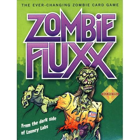 Zombie Fluxx (Other) (Zombie Shark Games)