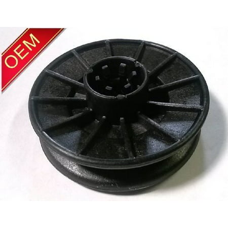 Kenmore Brands - OEM FACTORY PART 22004297, 21001108 WASHER MOTOR PULLEY FOR WHIRLPOOL KENMORE MAYTAG AND OTHER BRAND WASHERS by Whirlpool