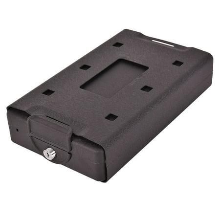 Gymax Hand Gun Pistol Handgun Safe Lock Box Cash Jewelry Security