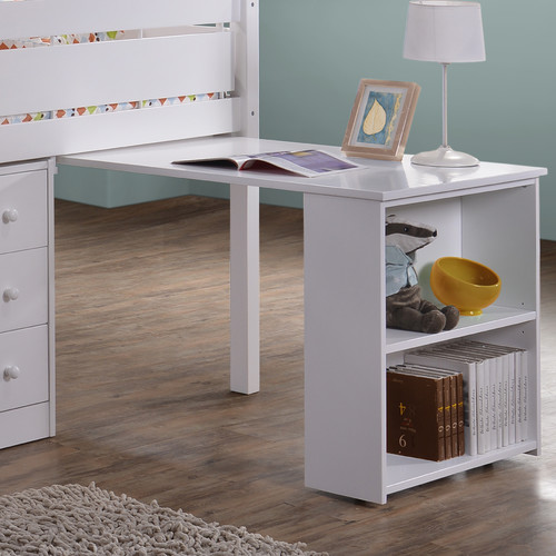 Canwood Whistler Junior Slide Out Desk, Multiple Finishes