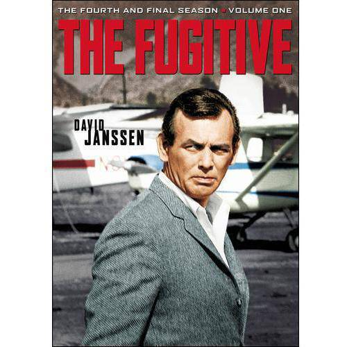 The Fugitive: The Fourth And Final Season, Volume One (Full Frame)