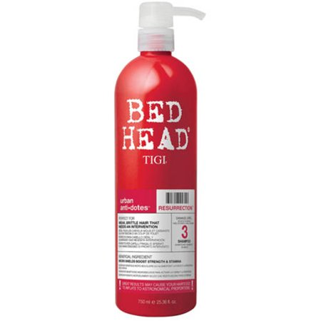 Tigi Bed Head Urban Anti-Dotes Resurrection Shampoo 25.36 fl oz