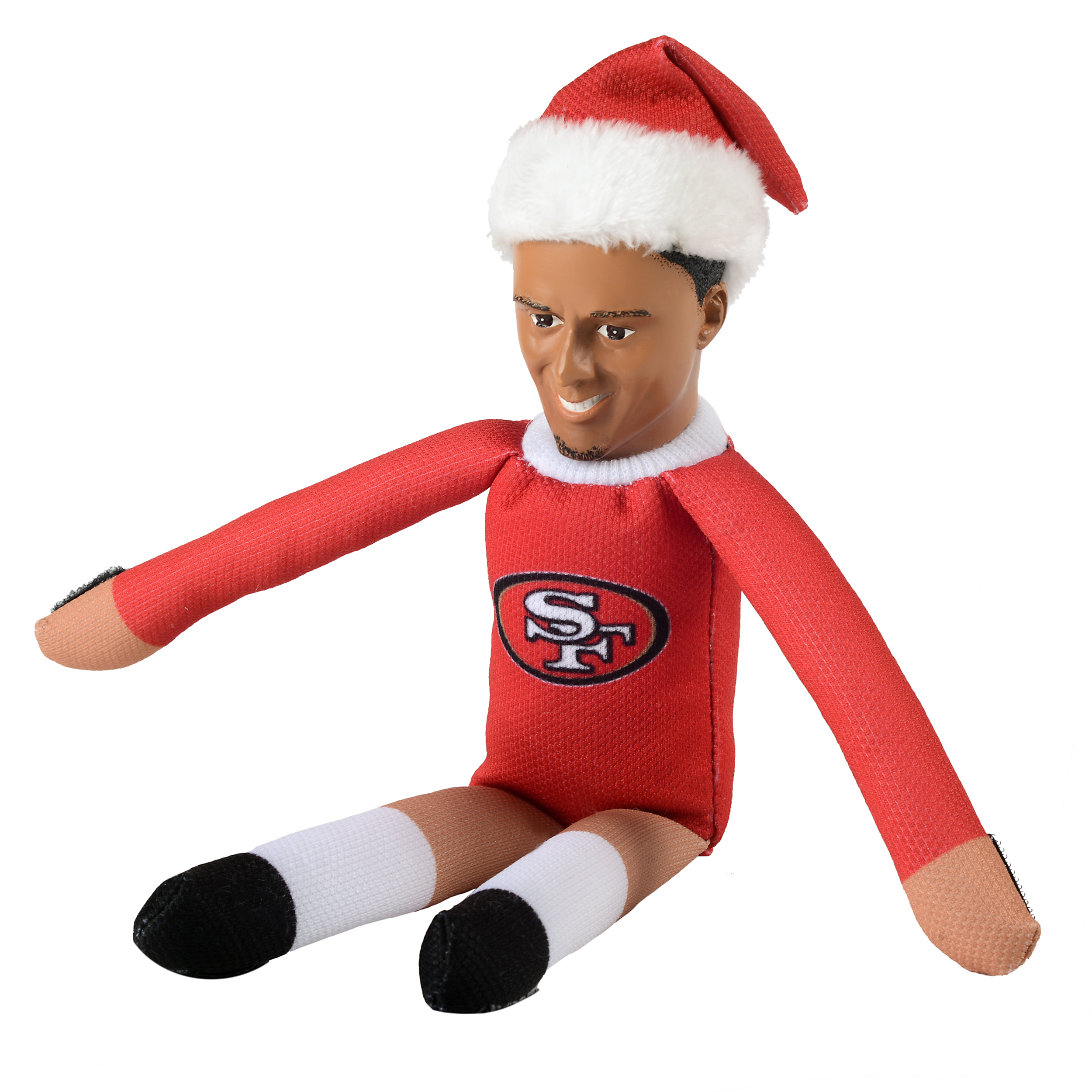 San Francisco 49ers Colin Kaepernick Plush Elf