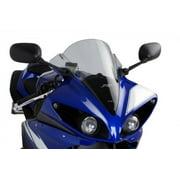 PUIG 4935H Racing Windscreen - Smoke