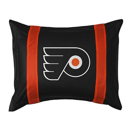 Sports Coverage Inc. NHL Philadelphia Flyers Sidelines Sham