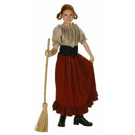 Renaissance Peasant Costume - Size Child-Small - image 1 de 1