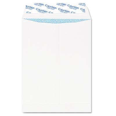 - Columbian Grip-Seal Security Tinted All-Purpose Catalog Envelope