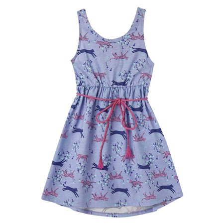 8a70b302b5d2 OFFCORSS - OFFCORSS Toddler Girls Sleeveless Cute Summer Dresses ...