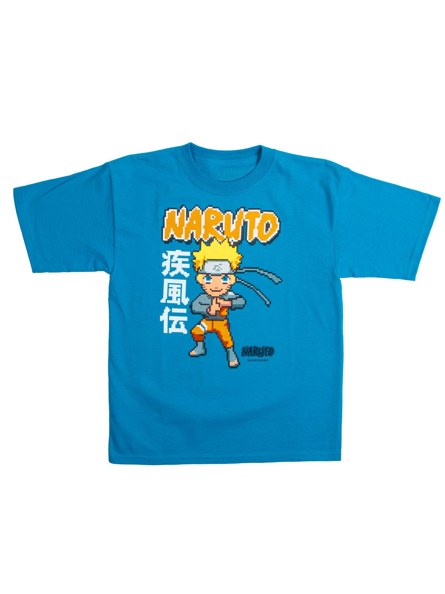Naruto Naruto Graphic Short Sleeve Tee Little Boys Big Boys