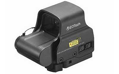 EOTech Tactical, Holographic, Non-Night Vision Compatible Sight, 68MOA Ring with 1MOA Dot, Black Finish, Side Buttons, i by Eotech