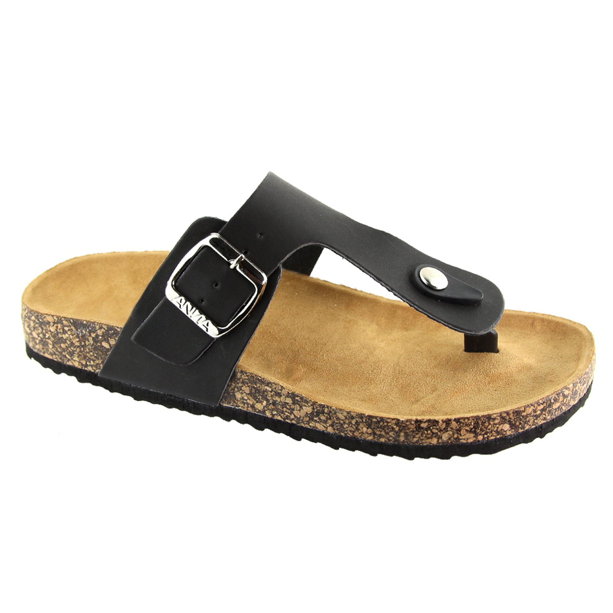 Women's Casual Buckle Thong Strap Sandals Flip Flop Platform Footbed Sandals (FREE SHIPPING)