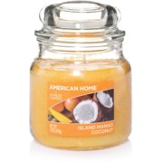 American Home by Yankee Candle Island Mango Coconut, 12 oz Medium Jar