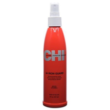 Glass Spray Guard - Chi 44 Iron Guard Thermal Protection Hair Spray 8 Oz