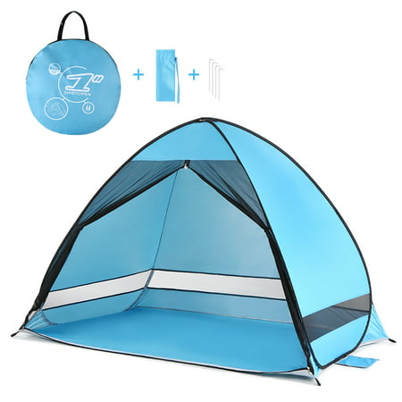 Outdoor Automatic Up Beach Tent Cabana Anti Uv Fishing