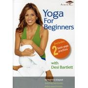 Yoga For Beginners with Desi Bartlett (DVD)
