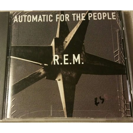 Vintage Collectible Sewing (R.E.M, Automatic For The People, Tested vintage collectible ship In 24 hrs )