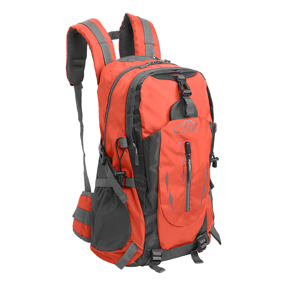 Men Boys Large Functional Backpack Outdoor Sports Mountaineering Rucksack 30L