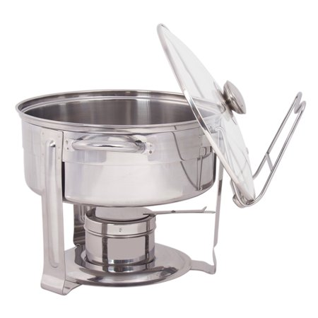 Stainless Steel Chafing Dish Set - 4.5