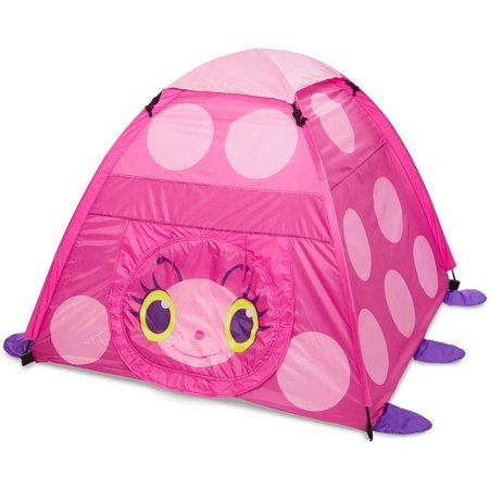 Melissa & Doug Sunny Patch Trixie Ladybug Camping Tent