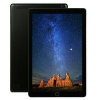 10.1 Inch WiFi Tablet, PC Android 7.1 Ten Core 4G Netwerk 2560*1600 IPS Screen Dual SIM Dual Camera Tablet 4G+64G Memory-Black