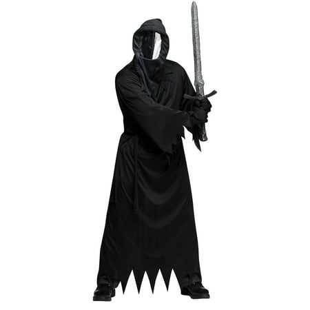 Ghoul Mirror Adult Halloween Costume - One Size
