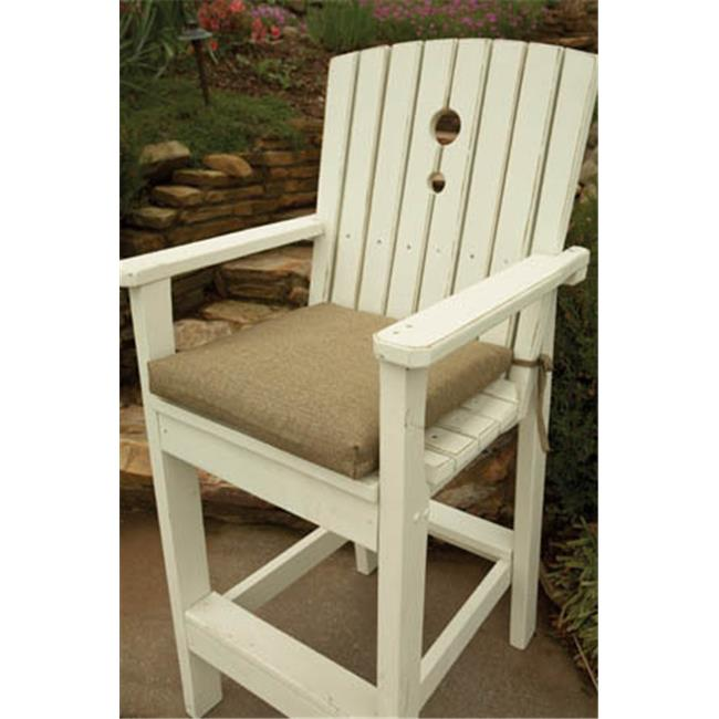 Uwharrie Chair B4-00A 4-Seat Dining Bench Cushion - Grade A