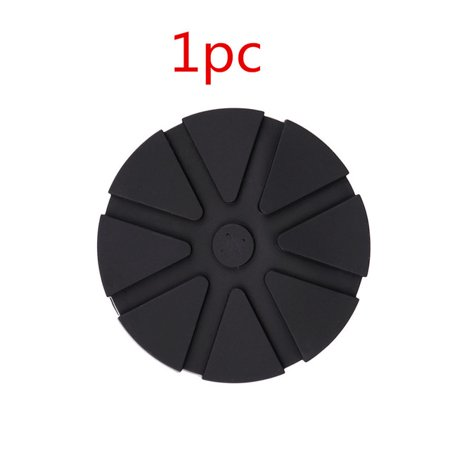 1X Waterproof SLR Silicone Camera Cover Universal Lens Cap Holder Camera Len Cover - image 8 of 8