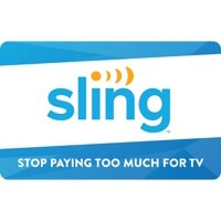 Sling TV $50 Gift Card (email delivery)