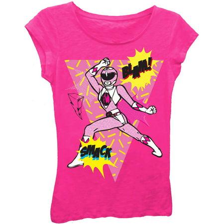 Girls' Classic Pink Ranger