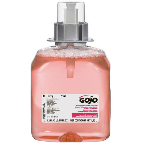 Gojo Luxury Foam Handwash, 42 fl oz
