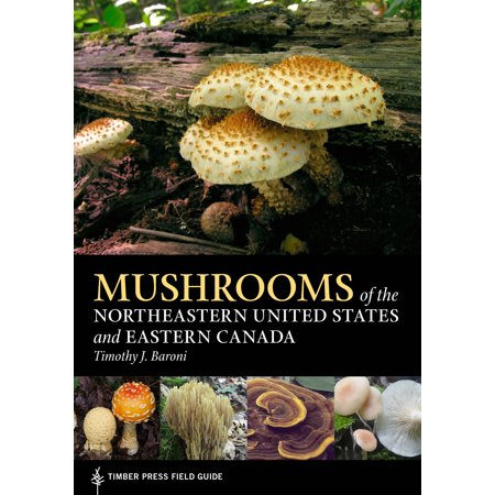 Mushrooms of the Northeastern United States and Eastern Canada - (Missing 411 Eastern United States And Canada)