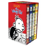 Diary of a wimpy kid books diary of a wimpy kid box of books solutioingenieria Choice Image
