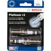 Bosch Platinum+2 Spark Plug #4305