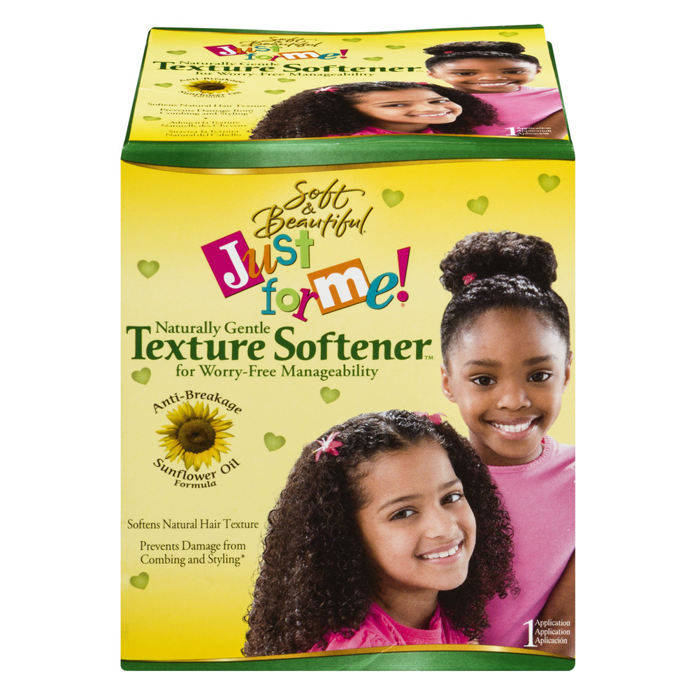Soft & Beautiful Just For Me! Texture Softener, 1.0 CT
