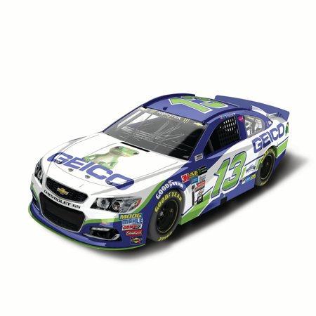 Ty Dillon Action Racing Geico Autographed 1:24 Die-Cast Car - No Size