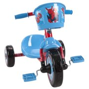 Marvel Spider-Man Boys' Blue Tricycle by Huffy