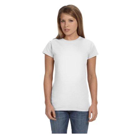 Gildan Women's Softstyle Preshrunk Jersey Knit T-Shirt, Style G64000L